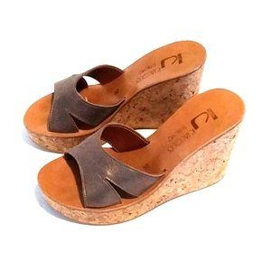 KJacues St Tropez Women's Sandals Eur 35
